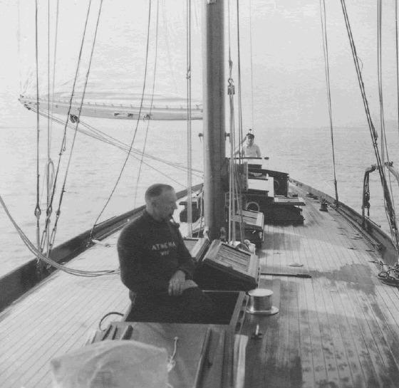 150qm Seefahrtskreuzer Athena