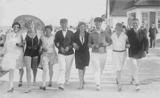 SVW Bremen: Landgang 1928